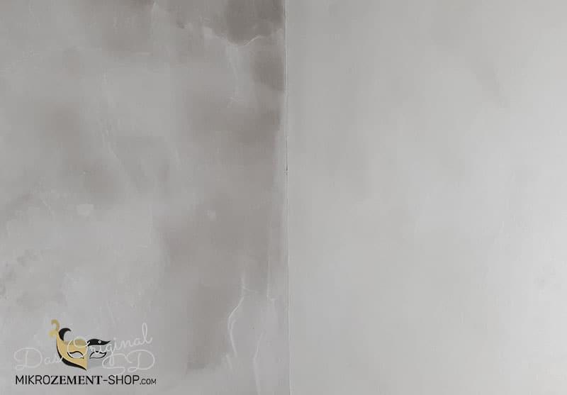 Mikrozement Oberfläche Struktur