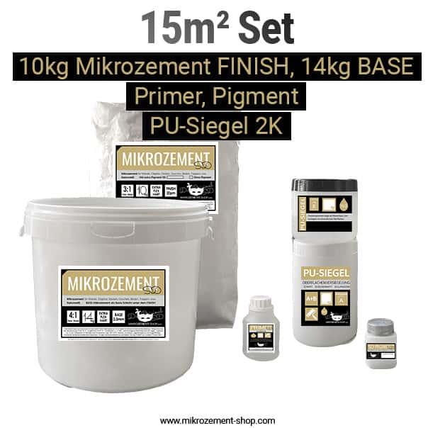 Bestes Microzement Set