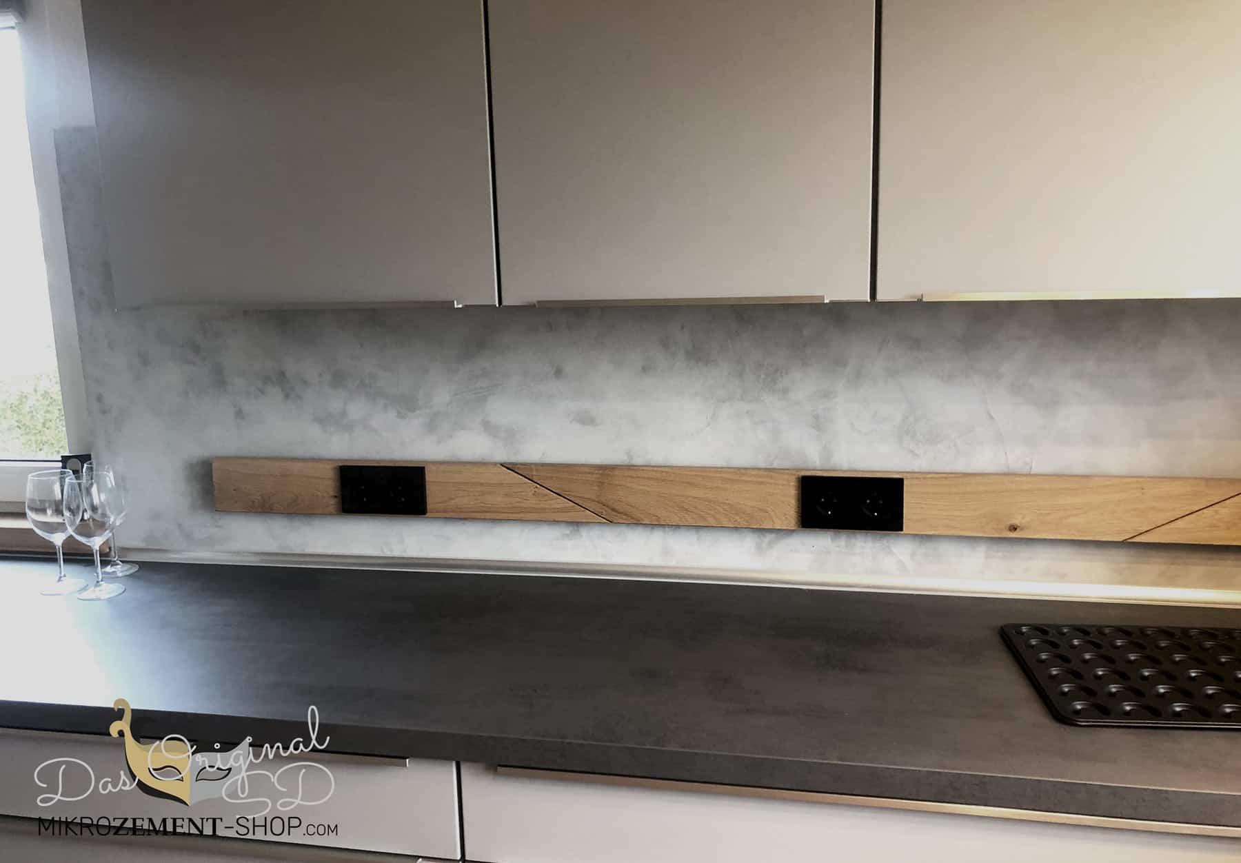 Mikrozement SD Küche