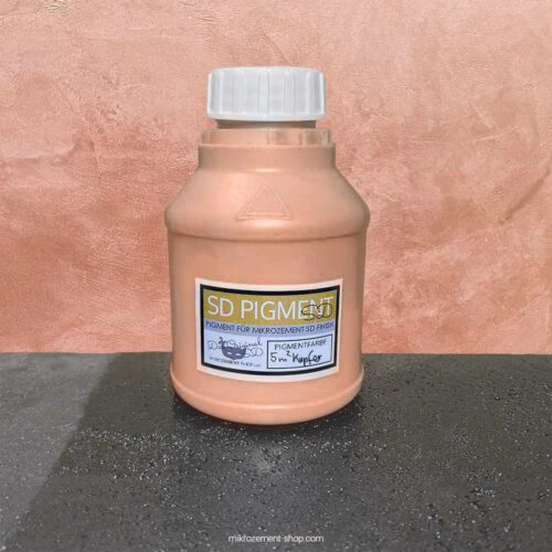 Metallic Kupfer Pigment 250ml in Acryl