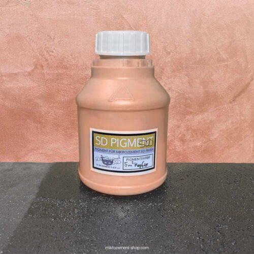 Metallic Kupfer Pigment 250ml in Acryl
