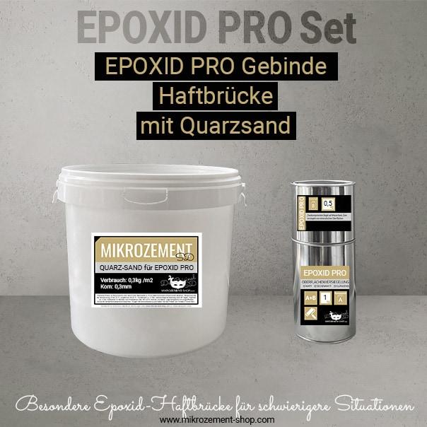 Epoxid Pro Haftbrücke