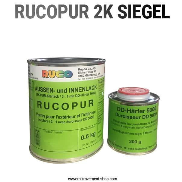 RucoPur 2K Lack lösemittelbasis