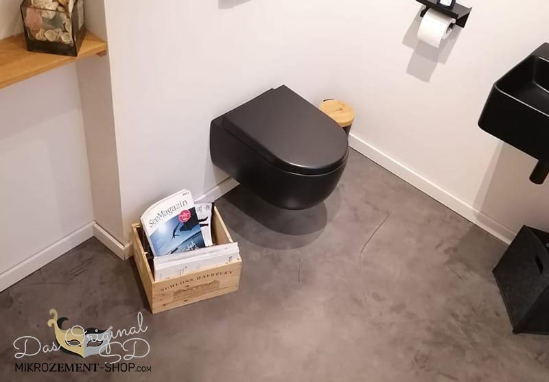 Micocement bestes Mikrozement Boden und Wand