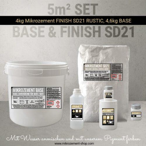Beton Cire Microzement Sd21 Rustic
